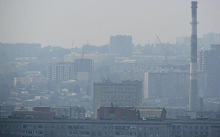 The day the world's most polluted city was in SiberiaйThe day the world's most polluted city was in Siberia