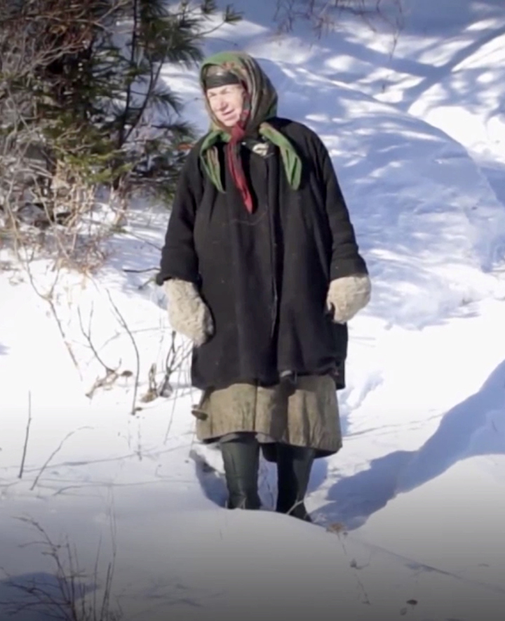 Siberian hermit, 75, who 'lives in 18th century' refuses to be moved by Space Age