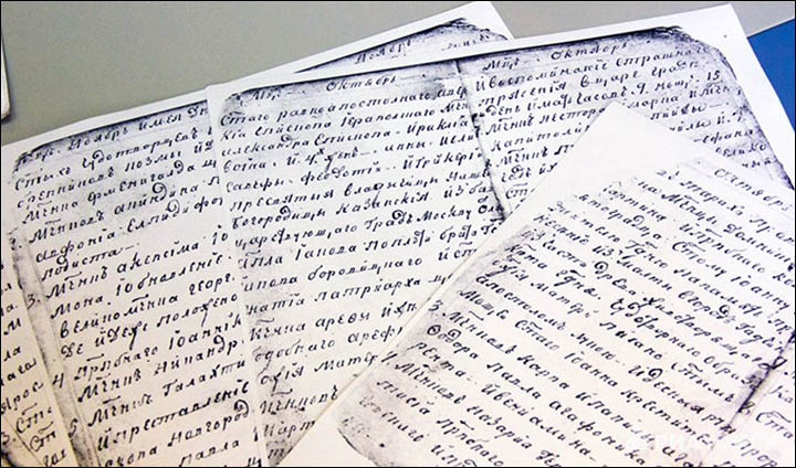 New handwriting analysis suggests Russia tsar did NOT die, as history books said