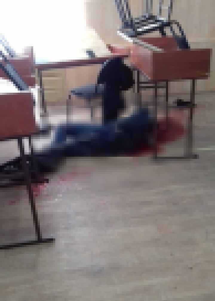 College shooting kills one, injures four in the Far East of Russia
